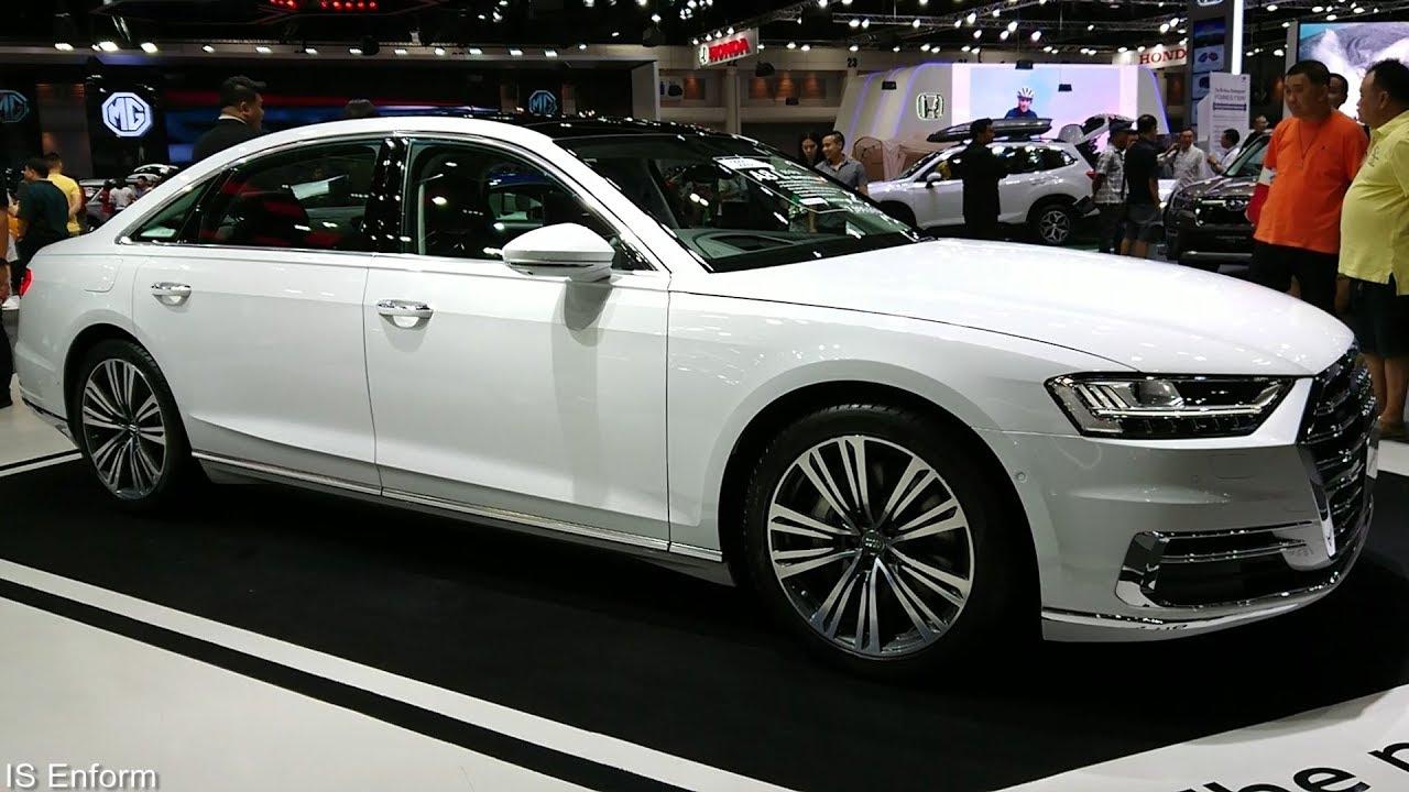 Audi A8L phiên bản 55 TFSI quattro