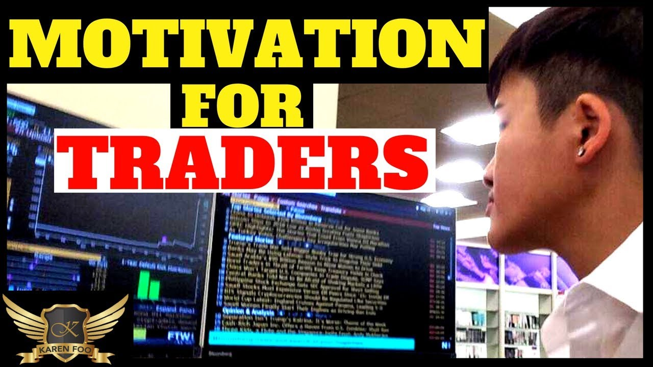 Forex trader career