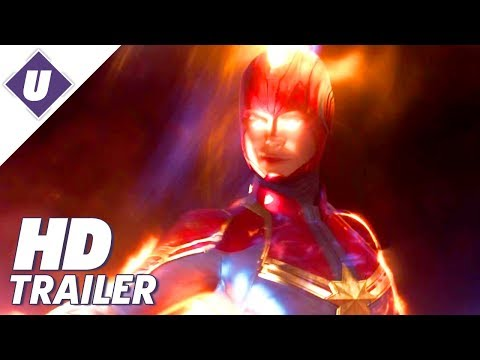 Captain Marvel - 'Special Look' Official Trailer #3 (2019) | Brie Larson, Jude Law