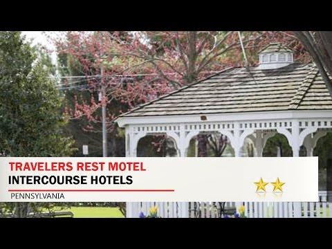 Travelers Rest Motel - Intercourse Hotels, Pennsylvania