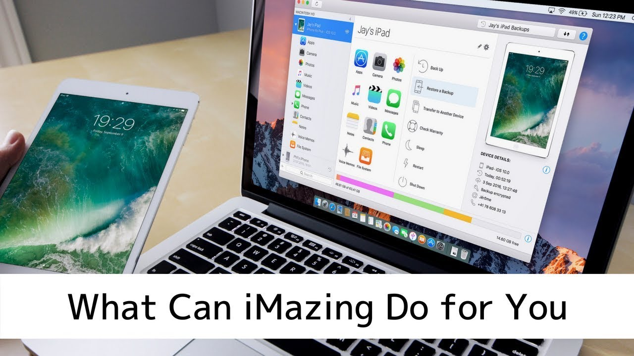What Can iMazing Do for You and How to Get Started