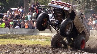 Mud Truck Freestyle World Championship - Iron Horse Mud Ranch