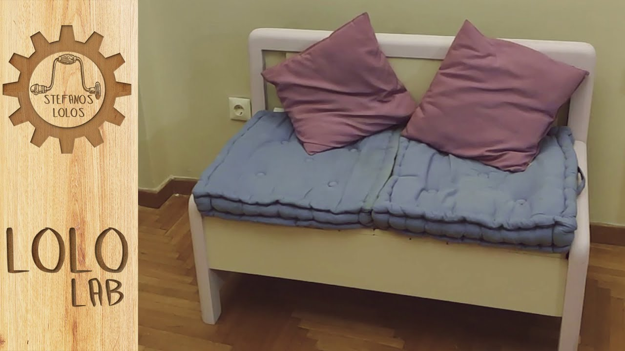 Video Spots for LoloLab: Repurposed Bed