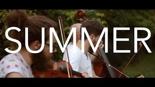 Summer - Calvin Harris (Acoustic Folk Rock Cover by Damien McFly)