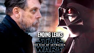 The Rise Of Skywalker Ending Spoilers! (Star Wars Episode 9 Leaks)