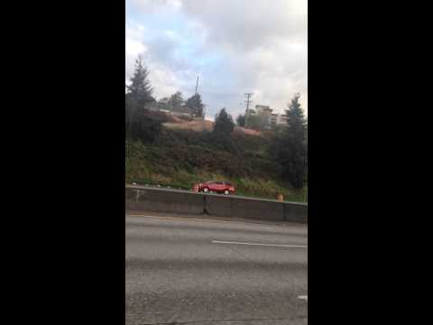 Chinese President going to Seattle stops all traffic