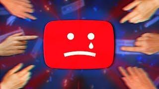 ЮТУБ В ЦЕНТРЕ СКАНДАЛА / исчезают просмотры и комментарии с YouTube