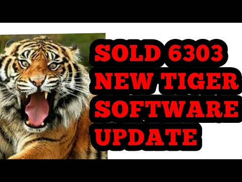 SOLID 6303 NEW TIGER SOFTWARE UPDATE NEW LOOK AND FEATURES with Software  link