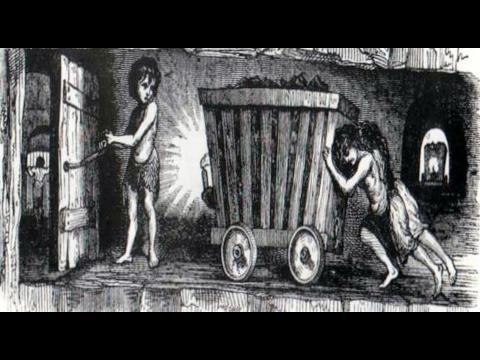 L'épopée Des Gueules Noires : Femmes Et Enfants Au Fond Des Mines.