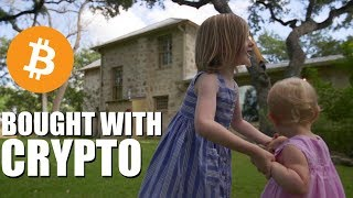 First All Bitcoin Real Estate Purchase Completed in Texas