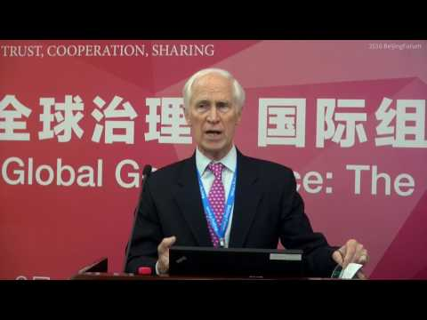 [2016 Beijing Forum] T.J. PempelㅣMultilateral Institutions and National Competition