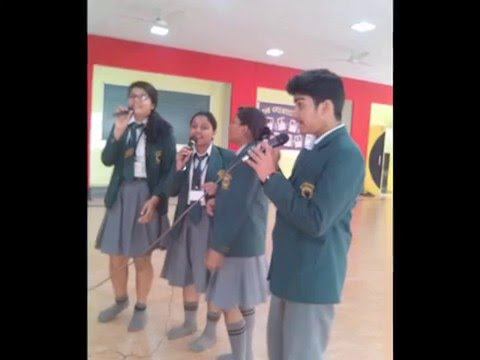 Road safety song 2016  DPS Kalinga