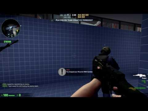 Counter-Strike: Classic Offensive (CS:GO Mod) - Hidden Weapons