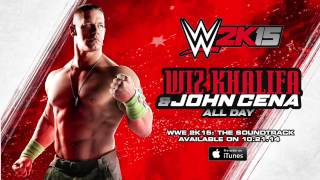 Wiz Khalifa & John Cena - All Day [Official Audio from WWE 2K15: The Soundtrack]