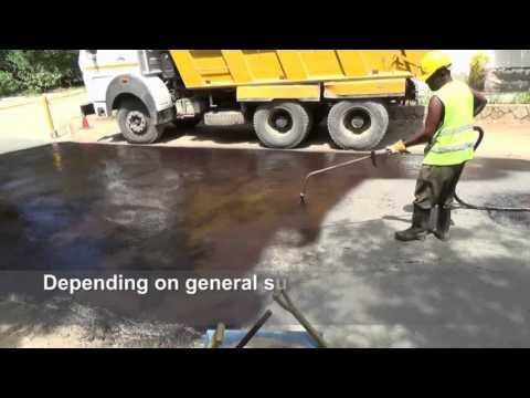 Geotextile Road Rehabilitation, Kenya
