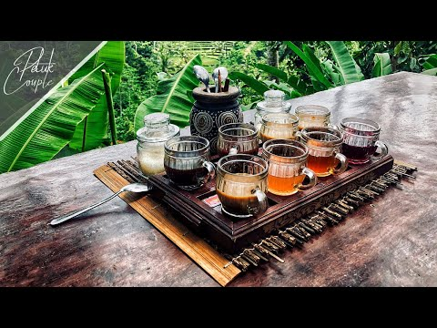 World's Most Expensive Luwak Coffee Plantation in Ubud || Bali Day #09 (Part 03)