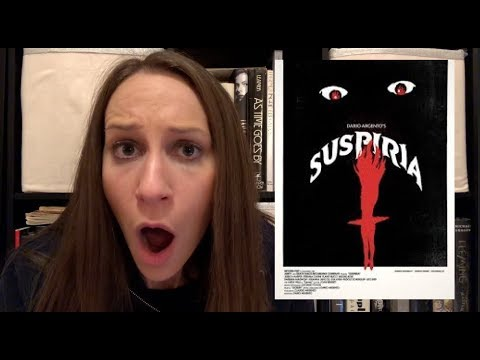 Scariest Ballet School Ever!!//Review for Suspiria