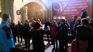 Svatý Václave, Iglesia de San Esteban, Castrillo Mota de Judíos (Burgos, España), 03/03/2015