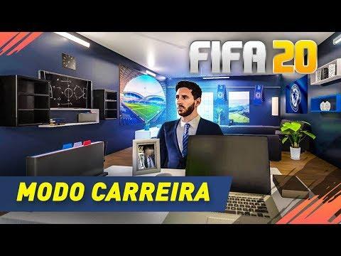 O NOVO MODO CARREIRA DO FIFA 20!? thumbnail