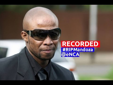 Mandoza's family briefs the media