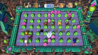 CGRundertow - BOMBERMAN LIVE for Xbox 360 Video Game Review