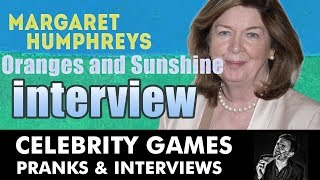 Margaret Humphreys - Oranges and Sunshine- EXCLUSIVE INTERVIEW
