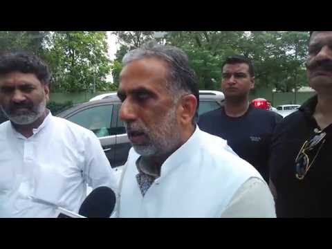 Vishweshwar Sahni: Interview with Central Minister Sri Krishan Pal Gurjar At Talkatora Stadium