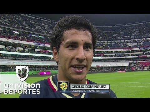 Cecilio Domínguez quiere que América siga jugando como contra Pumas