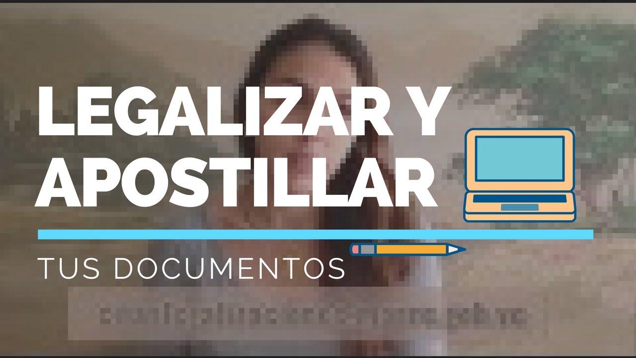 Mppre Citas Para Apostilla Y Legalización