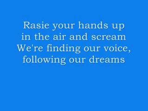 We Rock (Camp Rock) FULL w/ Lyrics