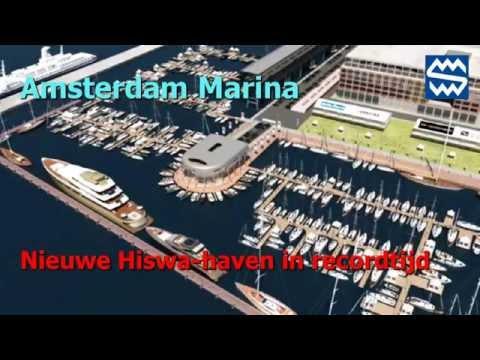 "Amsterdam Marina from scratch to full service: ""Can you do it in 3 months?"""