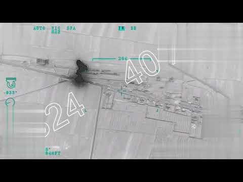 TSK: Afrin'e silah ve mühimmat taşıyan terör konvoyu vuruldu