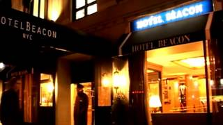 Video HOTEL ~ STAY AT THE HOTEL BEACON IN NEW YORK (HOTELS NEW YORK) download MP3, 3GP, MP4, WEBM, AVI, FLV Juli 2018