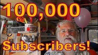 100,000 Subscribers!! WAHOOOOOOOOOOOO!