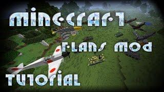 Minecraft 1.7.2 Tutorial: Flans mod installieren [Deutsch/German]