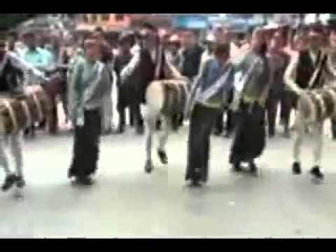 Limbu KO chyabrung dance