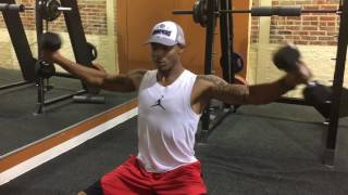 Download Crucifix shoulder exercise MP3 song and Music Video