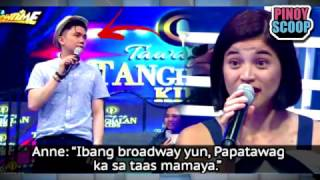 Vhong Navarro Sings Eat Bulaga's Theme Song On It's Showtime Live