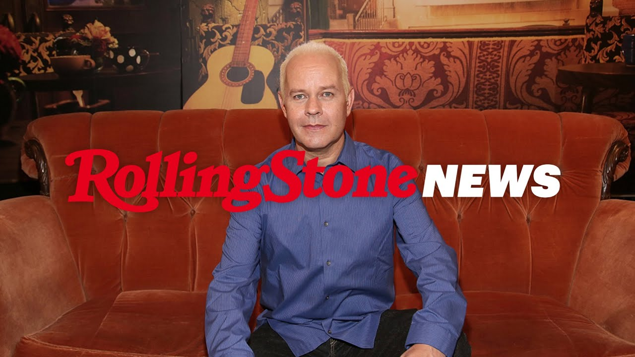 'Friends' Actor James Michael Tyler Reveals Stage 4 Cancer Diagnosis | RS News 6/22/21