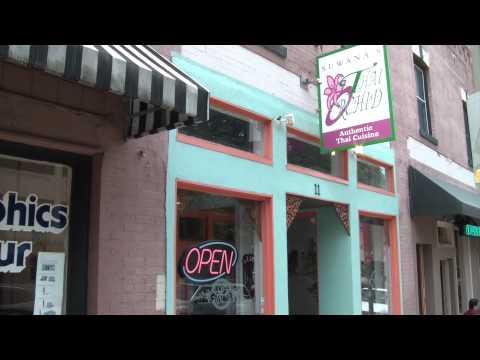 Suwanas Thai Orchid Asheville Restaurant