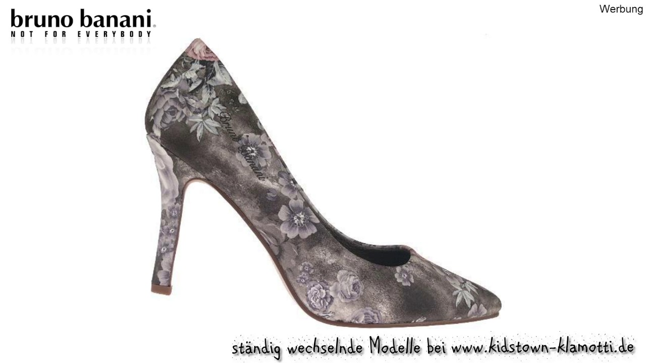 detailed look 641c0 28ee3 Bruno Banani Damenschuhe Pumps Stiefel bei Kidstown Klamotti