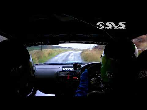 2017 Donegal Harvest Rally  Kevin McLaughlin & Patrick Gallagher  Stage 3