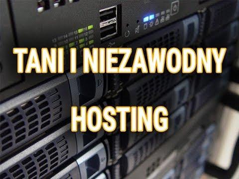 Tani Hosting Dla Strony Internetowej