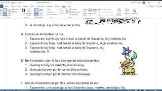 Esperanto kurso pri la Akuzativo: Parto 6 – Atingu nivelon A2 per ekzameneto