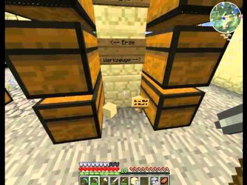 Opa Spielt Minecraft Kisten Schieben YouTube - Minecraft spiele schieben