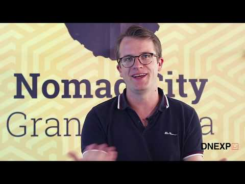Marcus Wermuth, Mobile Lead at Buffer for DNExp YouTube channel