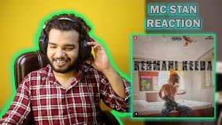 MC STΔN - REHMANI KEEDA ( Official Audio ) REACTION | MC STAN NEW SONG REACTION | MC STAN REACTION