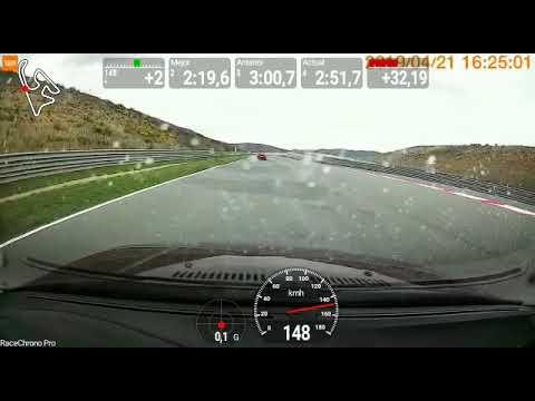 Bmw e36 318is Onboad Circuito los Arcos, Navarra
