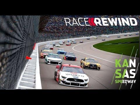 Race Rewind: Brad K vs. Bowman at Kansas