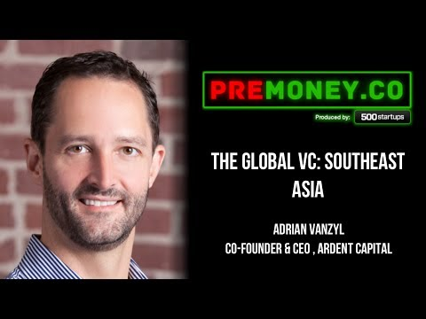 "[PREMONEY 2014] ""The Global VC: Southeast Asia"""